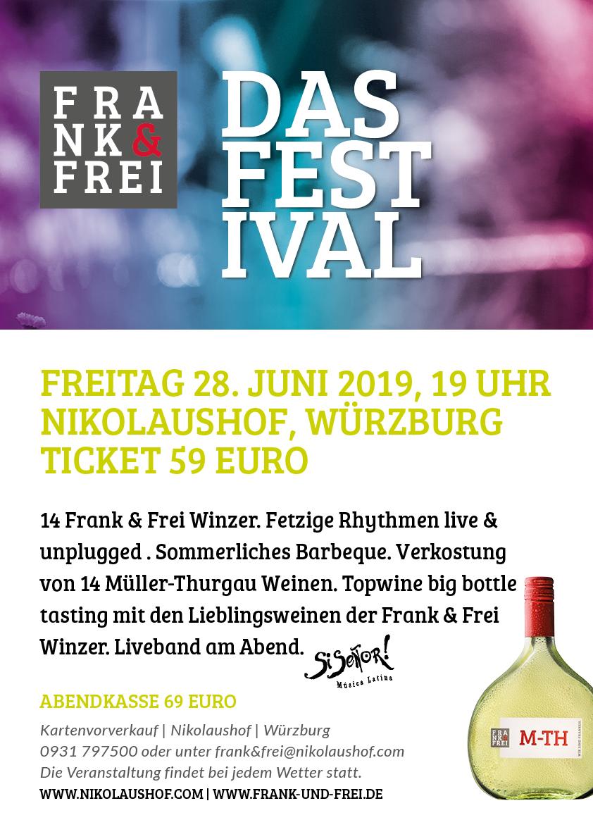 Frank & Frei Festival