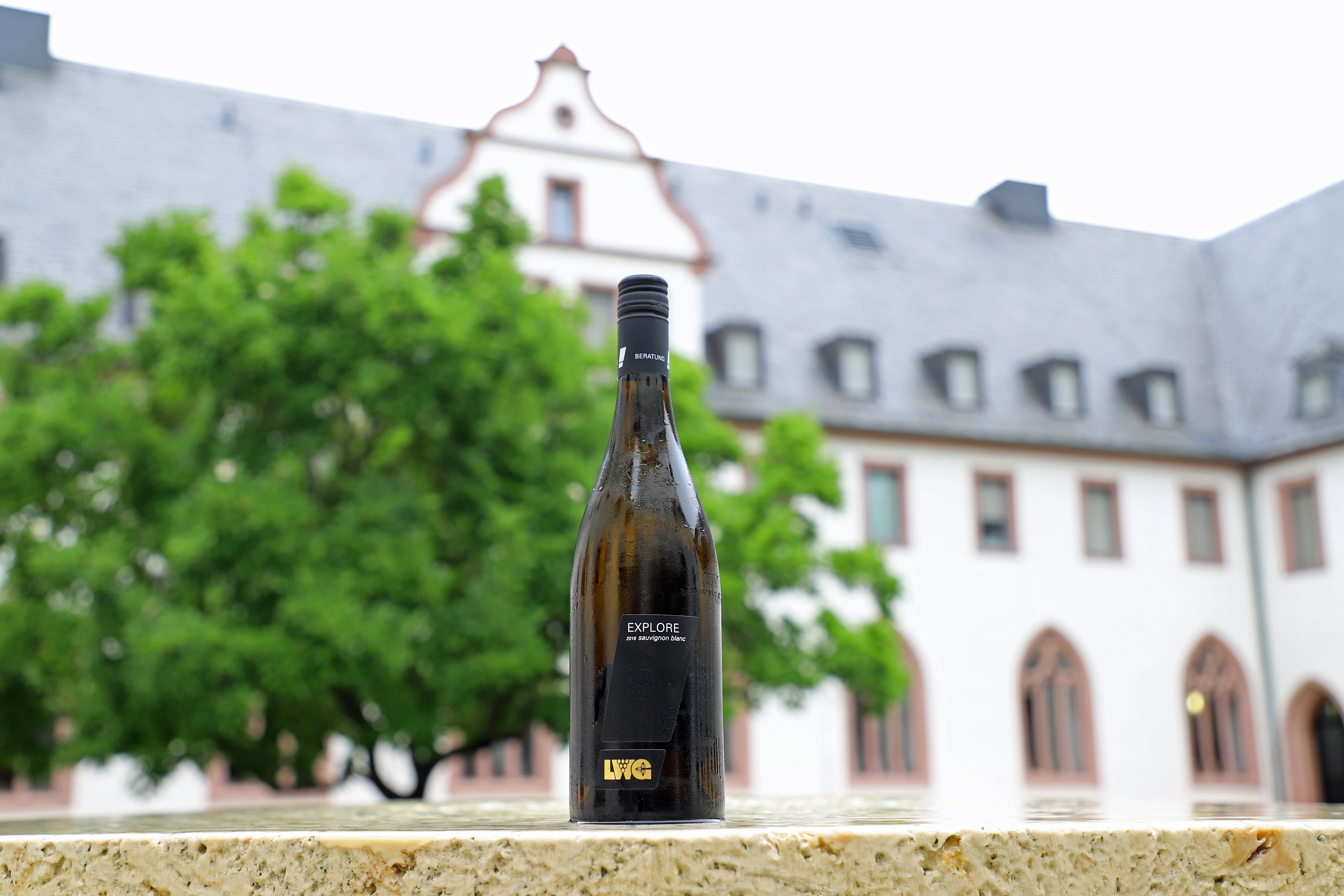 Siegerwein Bayerische Landesanstalt für Weinbau und Gartenbau LWG