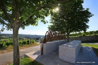 Frickenhausen terroir f schönste Weinssicht franken Deutschland