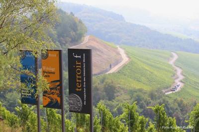 terroir f Stetten schönste Weinsicht Deutschlands in Franken