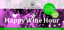 Happy Wine Hour im Weingut Wirsching