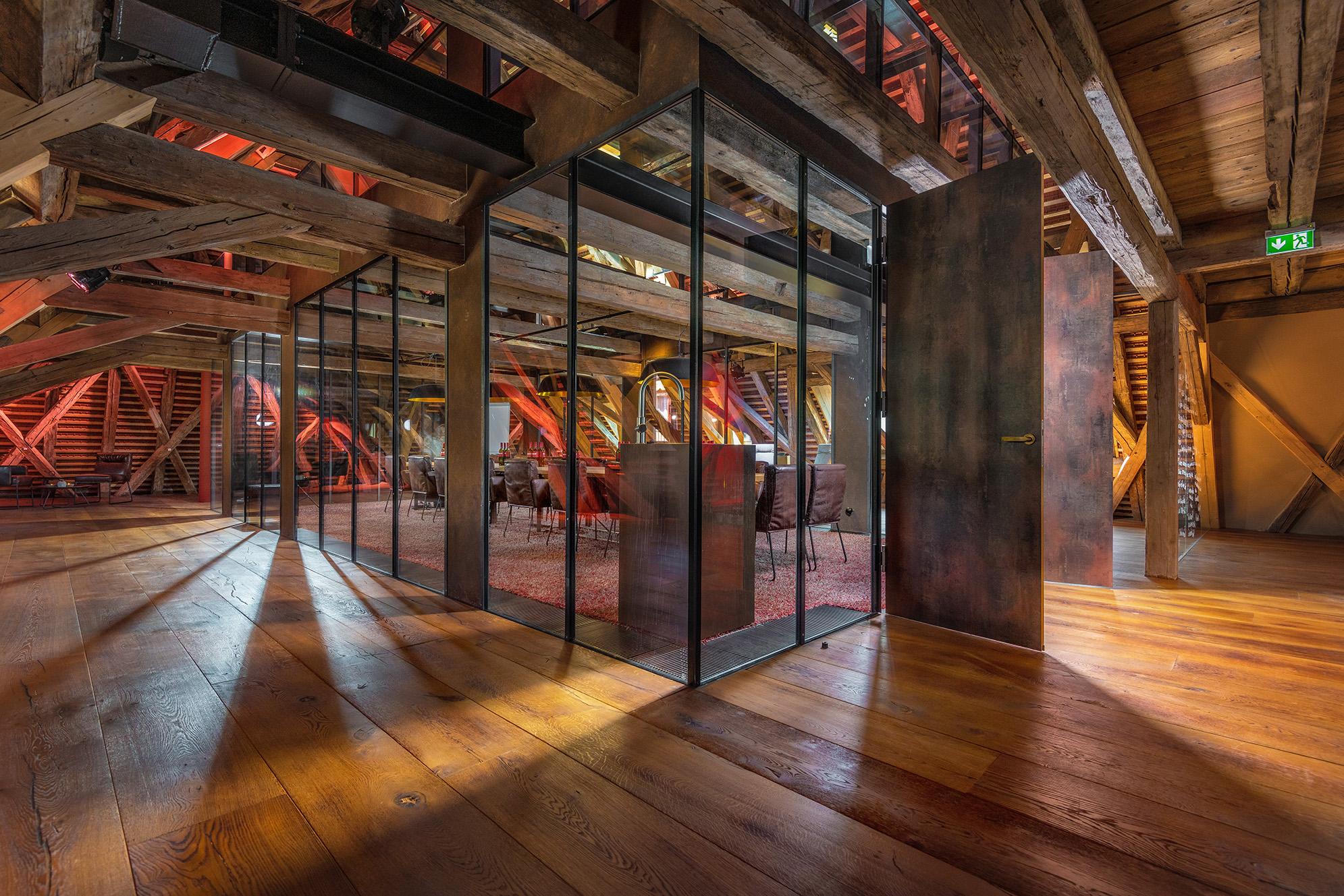 Passion für Perfektion. Franken und seine Winzer Architektur, Foto Rolf Nachbar