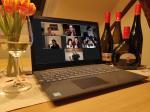 Online Weinprobe Weingut Schwane