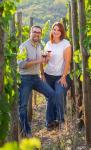 Online Weinprobe mit den Weingut Blank, Franken