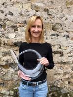 Sandra Sauer vom Weingut Horst Sauer