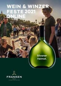 Weinfestkalender Franken
